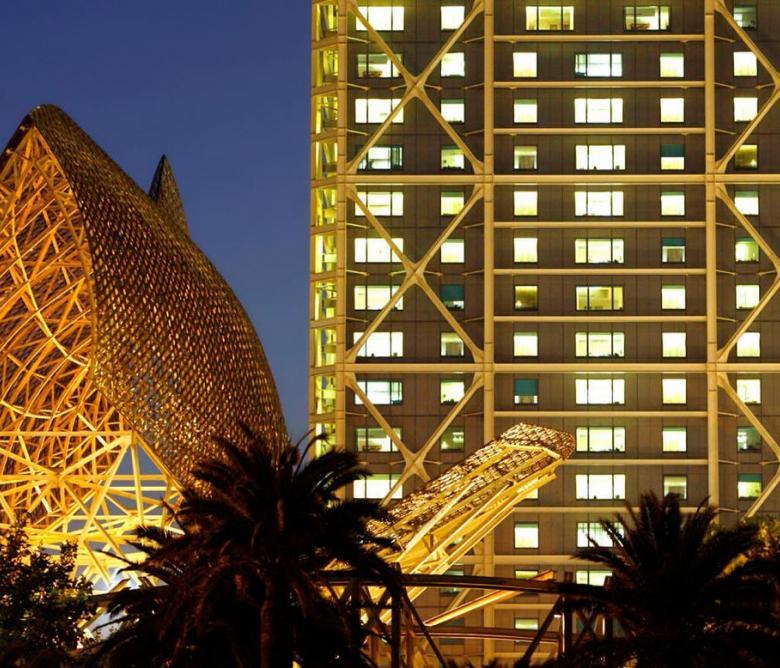 Hotel Arts Barcelona Ionictec