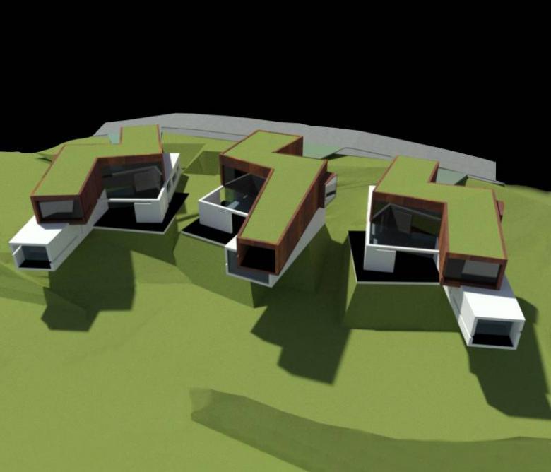 Sant Quirze housing