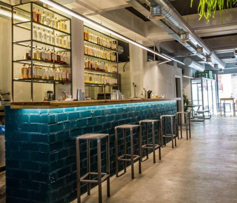 Bar Cockteleria Macera Nou de La Rambla 102