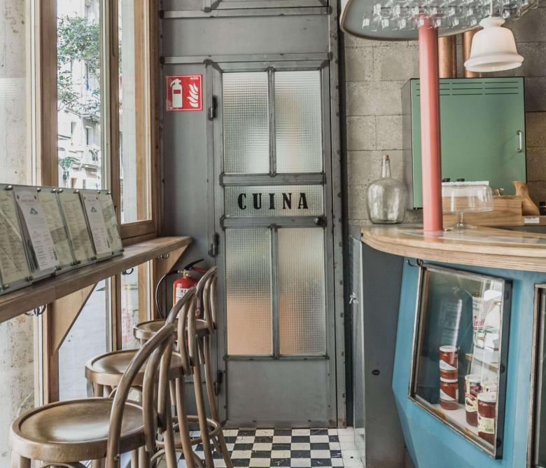 Bar Restaurante Casanova Passeig del Born 27