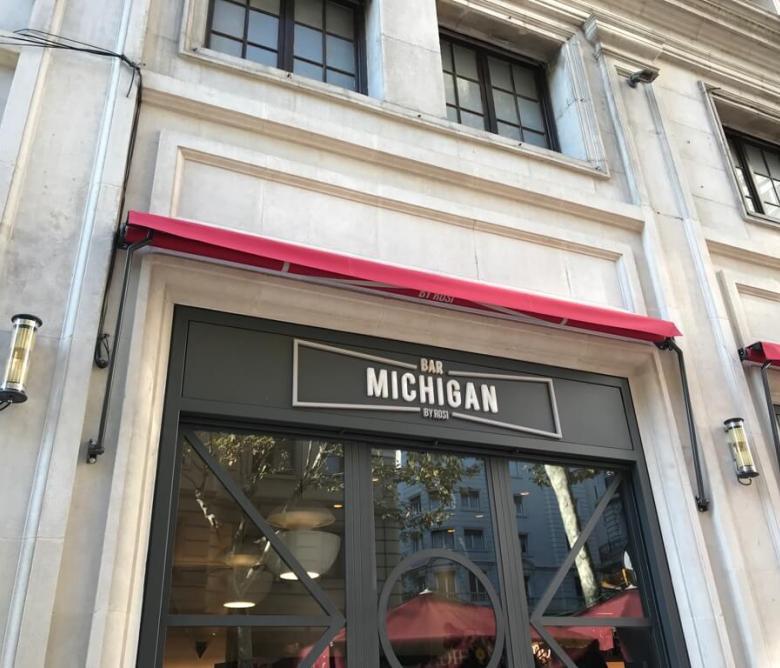 Bar Restaurante Michigan Travessera 22