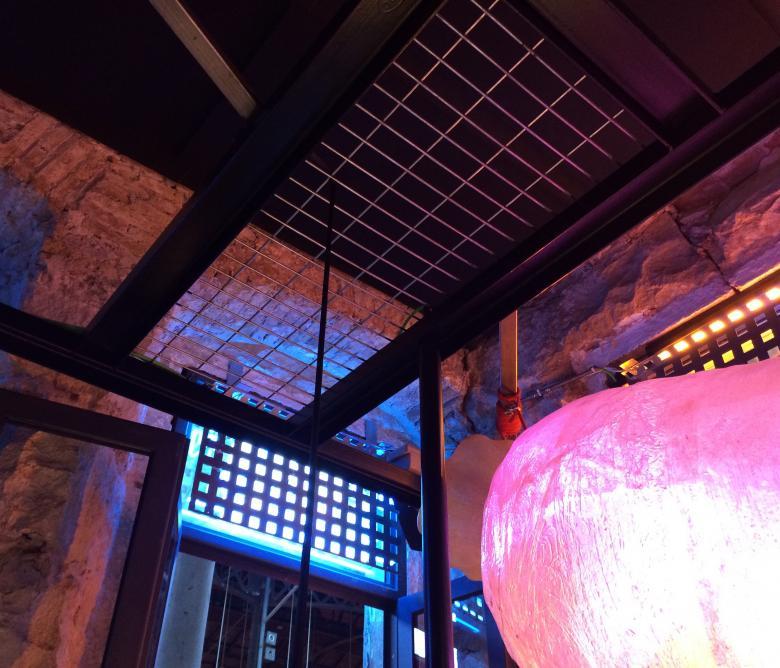 Bar Yango Barcelona, Ingeniería, Ionictec